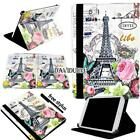 "For Various 7"" 8"" Nvidia Tegra / Shield Tablet - Folio Stand Leather Cover Case"