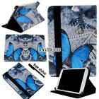 For Various MEDIACOM FolioPad Tablet - Folio Stand Leather Cover Case + Stylus