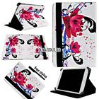 For Various Toshiba Encore Tablet - Folio Stand Leather Cover Case + Stylus