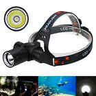 Внешний вид - Scuba Underwater 100m 6000LM XM-L T6 LED Diving Headlight Flashlight Torch 18650