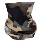Head Neck Tube Bandana Face Mask Camouflage Motorcycle Biker Headband Scarf Camo