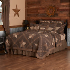 VHC Farmhouse Star Primitive Country Quilt (Your Choice Size & Accessories)  image