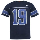 Nike 1971 Mens Navy Blue Casual Short Sleeve Tee Top T-Shirt 190340 451 DD61