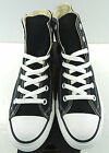 CONVERSE All Star Hi top Sneaker  X9160  Black   Sz 14 & 15