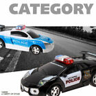 Coke Can Car Mini Speed RC Radio Remote Control Police light Racing For Kid 2019 $16.09  on eBay