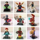 Marvel Avengers Mini Figures (Fits Lego) <br/> Add to basket to combine items for big savings
