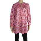 Antik Batik Womens 'Eclypse' Long Tunic Shirt/Dress