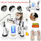 3-in-1 40K R.F Radio Frequency Ultrasonic Cavitation  Body SPA Slimming Shaping