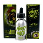Nasty Juice Series Juice 50ml 60ML 3MG Low Mint USA SELLER