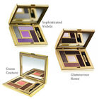 Avon Luxe Eyeshadow Palette // Luxury Gold Packaging // Various Shades