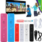Handle Video Game Controller Remote+Case For Nintendo WiiU/Wii Console Nunchuck