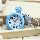 Men's/Women's Unisex Large Number Key Chain Pocket Watch~Free Shipping!