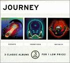 Journey : 3 Pak: Escape / Frontiers / Infinity CD
