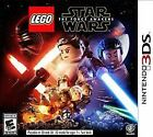 LEGO Star Wars: The Force Awakens (Nintendo 3DS, 2016) $6.88 USD on eBay