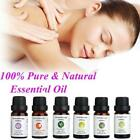 10ml Essential Oils 100% Pure Natural 10ml Glass Bottle  Aromatherapy Diffusers