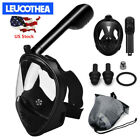 Kyпить Seaview 180° Full Face Snorkel Mask Scuba Diving Snorkeling Set For GoPro Dry US на еВаy.соm