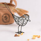 Uk Metal Craft Iron Wire Bird Animal Model Ornaments Home Garden Decor Gift