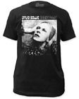 David Bowie Hunky Dory fitted Men's T-shirt black