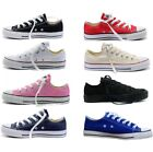Classic ALL-STARs Womens/Men Chuck Taylor Low-Top shoes casual Canvas Sneaker A