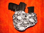 LOOK! SUPER NICE GRAVEYARD NIGHT KYDEX HOLSTER W/BUILT IN MAG TRULY HAND FITTED