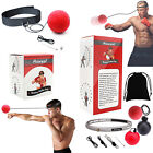 Kyпить MMA Boxing Fight Ball With Head Band For Reflex Speed Training Punching Exercise на еВаy.соm