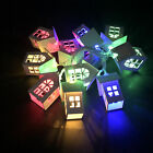 Wedding Party Supplies New Year String Light LED house Cabin Lamp  Home decor