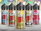 Authentic  Keep it 100 All Flavors 100ml Free shipping from US