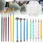 16pcs Clay Tools DIY Painted Nail Painting Tools Mandala Rocks Painting Craft US image