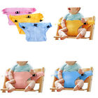 Baby portable high chair seat safety belt foldable sacking dinning seat belts ES