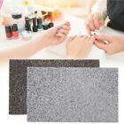 Manicure Mat Reusable Table Pad with Rhinestone Nail Art Beauty Accessory