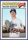 Walker Buehler Los Angeles Dodgers (choose your card) RC, Rookies, and more on Ebay