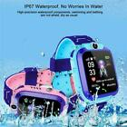Anti-Lost GPS SOS SIM Kids Smart Watch Waterproof Smartwatch For Android Apple