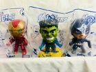 Kyпить 2019 McDonalds MARVEL AVENGERS Happy Meal Toys Pick your favorite FAST SHIPPING! на еВаy.соm