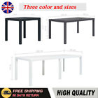 Poly Rattan Garden Table Outdoor Patio Balcony Dining Furniture Coffee Tables Uk