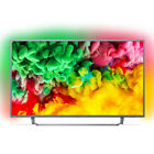 Smart TV Philips 50PUS6753 50 4K Ultra HD LED WIFI Argentato
