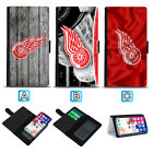 Detroit Red Wings Sliding Flip Case For iPhone 6 6s 7 8 Plus X Xs Xr Max $8.49 USD on eBay