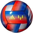 adidas Messi Capitano Soccer Ball - Football Blue/Silver Metallic DN8737 $20
