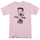 Betty Boop Inkwell Short Sleeve T-Shirt Licensed Graphic SM-5X $32.78 USD on eBay