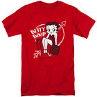 Betty Boop Lover Girl Short Sleeve T-Shirt Licensed Graphic XL-3X $31.93 USD on eBay