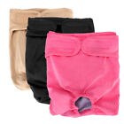 3Pack Reusable Dog Diaper Female Pet Pant Washable Puppy Dog Diapers S/M/L/XL