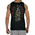 Metal Mulisha Men's No Snakes Tank Top Sleeveless Shirt Black Clothing Apparel