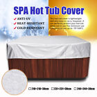 NEW Hot Tub Spa Cover Cap Polyethylene Waterproof Heat/Cold-Resistant Protector