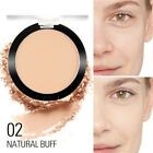 Beauty Makeup Base Fixing Face Pressed Powder Pores Invisible Oil Control