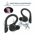Wireless Bluetooth 5.0 Earbuds Headset Waterproof IPX7 Earphones for Samsung HTC