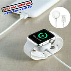 2-In-1 Qi Wireless Charger Dock Pad Stand For Samsung or Apple Watch Smart Phone