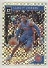 2018 Panini Donruss Optic Checkerboard #130 Stanley Johnson Detroit Pistons Card on eBay