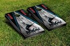 Miami Marlins Decals Vinyl Sheets For Wrapping Cornhole Boards on Ebay