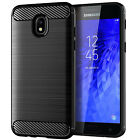For Samsung Galaxy So13 Protective Case Fiber Brushed Silicone Anti-fall Soft Co