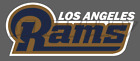 Los Angeles RAMS - Vinyl Decal stickers - Made in USA $8.0 USD on eBay