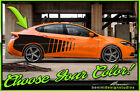 2013 2014 2015 2016 2017 2018 Dodge Dart Side Racing Stripes Graphics Style 6 $69.99 USD on eBay